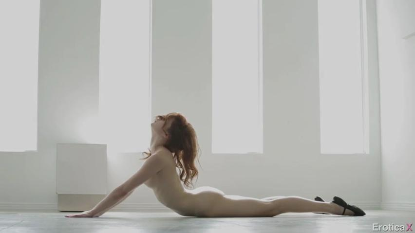 Hot time with alluring redhead prostitute Jenna J Ross
