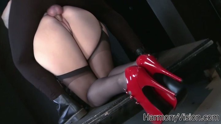 Hot English darling with strong goods Paige Turnah in hot pornography