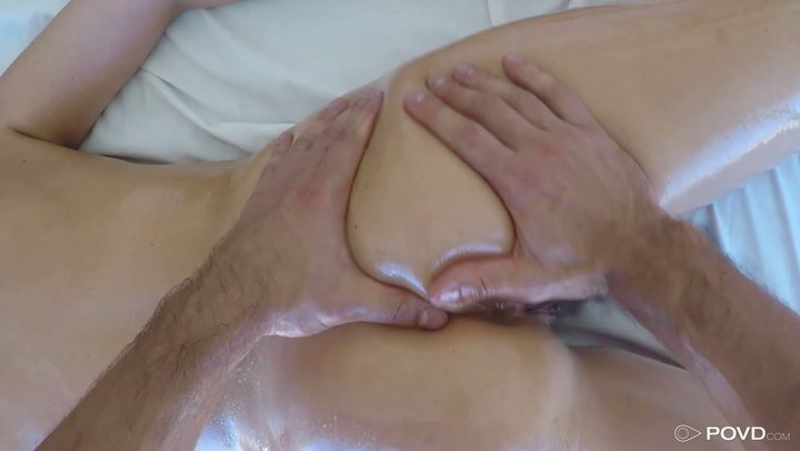 Sweet bitch Christina Cinn is rubbed and screwed in hot POV scene