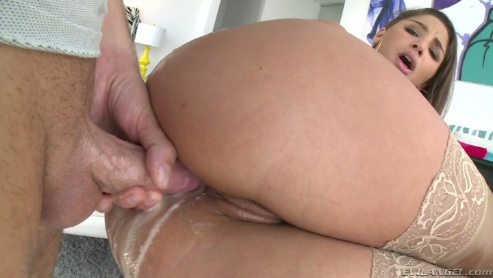 Past rich butt-centric fuck with bootyful Abella Danger